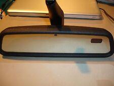 1999-2004 Audi A4 S4 A6 AUTO-DIM/COMPASS/TEMP Rear View Mirror # 015313 Rearview