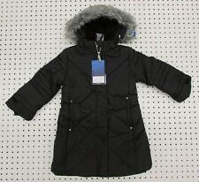 Girl's Small 5/6 Stadium Winter Jacket / Coat R-way by Zeroexposur - Black