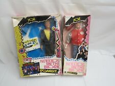 New Kids On The Block Joe Dolls In Concert Hanging Loose Damage Boxes
