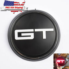 Red GT Car Rear LED Light Auto Badge Rear Emblems Lamp Nameplate For Mustang