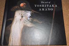 Rare Lootcrate Exclusive- Anime- The Art Of Yoshitaka Amano Art Book