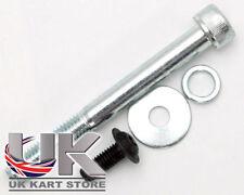 Rotax Max 2012 15 Silver Radiator Bracket Bolt Kit UK KART STORE