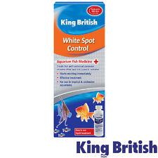 KING BRITISH WHITE SPOT CONTROL 100ML FREE POST