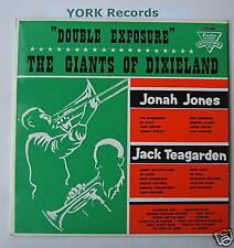 JACK TEAGARDEN / JONAH JONES - Double Exposure - Ex LP