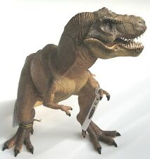 PAPO TYRANNOSAURUS REX T REX BROWN DINOSAUR WITH OPENING JAW - NEW WITH TAGS!