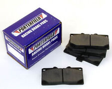 Porterfield Brake Pad R4-S 84-87 for TOYTA AE86 Corolla gts REAR
