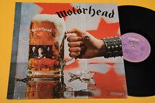 MOTORHEAD LP BEER DRINKERS 1°ST ORIG 1982 EX ! MONSTER RARO !!!!