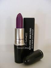 Mac Lipstick HEROINE matte lipstick 100% Authentic