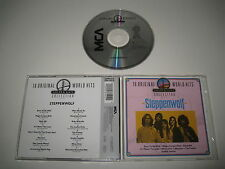 STEPPENWOLF/16 ORIGINAL MONDE HITS(MCA/256 141-2)CD ALBUM