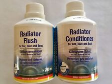 Radiator Cleaner Kit Flush & Conditioner High Quality Made In Germany AUTOPROFI