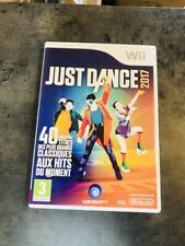 JUST DANCE 2017 - Jeu Nintendo WII