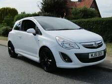 Corsa 3 Doors 25,000 to 49,999 miles Vehicle Mileage Cars