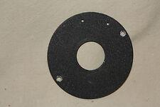 """OMEGA 3 5/8""""FLAT LENS FLANGE / BOARD FOR D SERIES ENLARGERS  30mm HOLE 7083"""