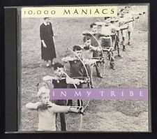 10,000 Maniacs In My Tribe CD (1987)
