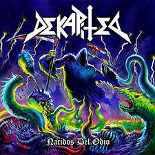 "Dekapited - Nacidos Del Odio CD ""Chile Thrash Metal"" Sodom,Suputura"