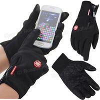 Winter Warm Men Women Touch Screen Gloves Full Finger Photography Camera Mittens