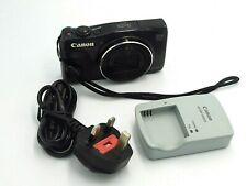 CANON PowerShot SX710 HS Superzoom Compact Camera - Black - Scratched Display