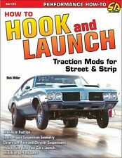 How to Hook and Launch Traction Mods Street Strip DRAG RACING FUNNY CAR MANUAL