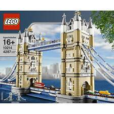 'LEGO® Creator Tower Bridge 10214' from the web at 'https://i.ebayimg.com/thumbs/images/g/~mYAAOSwCGVYAAMI/s-l225.jpg'