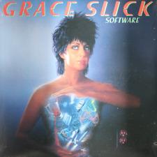 GRACE SLICK Software NEW SEALED 1984 LP Record Jefferson Airplane Starship 4791