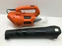BLACK+DECKER BEBL750 9 Amp Electric Axial Leaf Blower N