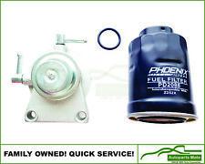 Landcruiser HZJ80 Primer Pump + Fuel Filter 1HZ 4.2L Diesel 01/90-12/97