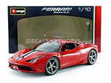 BBURAGO - 1/18 - FERRARI 458 SPECIALE - 2013 - 16002R