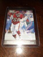 1991 Fleer Ultra Derrick Thomas #72 KANSAS CITY CHIEFS Hall of fame FOOTBALL