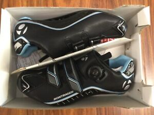 Bontrager Sonic Road Women's Cycling Shoes Size 39 7.5 New Black