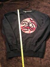 Vintage Nike Men's Air Jordan Flight Retro Jumpman Sweater XXL 2XL 90's Bulls