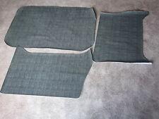 1962-64 impala hardtop vinyl trunk mat.