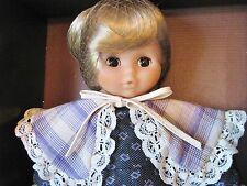 "CR club Compagnie du Jouet  French Doll ""Cornaline"" 16"" Sleeping Eyes, Blonde"