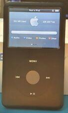 Apple iPod Classic 7th Generation 256GB SDXC iFlash Storage Big 1950mah Battery