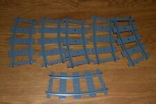 LEGO Train Track x 6 curved