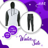 MENS TRACKSUIT SET FLEECE HOODIE TOP BOTTOMS JOGGERS GYM TRACKIES JOGGING S-XL