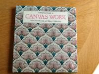 A Practical Guide to Canvas Work from the Victoria and Albert Collection,  Used