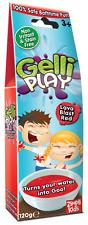 Gelli Play Powder 120g Fun Kids Activity Toy Turn Water Into Goo Red