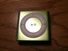 Apple iPod shuffle 4th Generation Weather Resistant -- Green (2 GB)