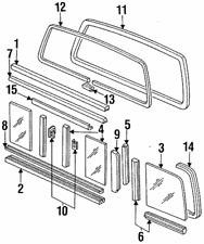Genuine Ford Latch EOTZ-1040860-A