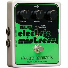 Electro-Harmonix Deluxe Electric Mistress XO Analog Flanger Guitar Pedal +Picks