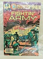 CHARLTON COMICS fighting army vintage collectible no.129 1977 great condition
