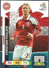 PANINI EURO 2012-ADRENALYN XL-DANMARK-DENMARK-CHRISTIAN POULSEN