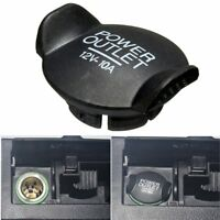 2.13cm 12V Power Socket Lighter Cigarette Outlet Cover Cap For Ford Focus Fiesta