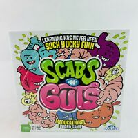Scabs 'N' Guts Board Game NEW Sealed Outset Production Educational Medical