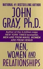 Men, Women and Relationships by Gray, John