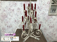 Chic Antique Kerzenständer für 16 Kerzen 6432119 Shabby Vintage