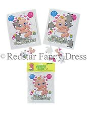 BABY SHOWER JUGSAW PUZZLE GAME FOR BABY SHOWER PARTY NIGHT - 2 PUZZLE PACK