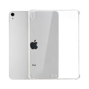 """For Apple iPad 10.2"""" 8th 7th Air 4 10.9"""" 10.5"""" 9.7"""" Slim Soft Clear Case Cover"""