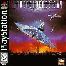 Independence Day [PlayStation]The Fate of the World is in your hands 1-2players