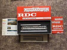 BUDD RDC H0 AMTRAK Phase 1 unnumbered DCC/ Sound von Rapido Trains, neu + OVP